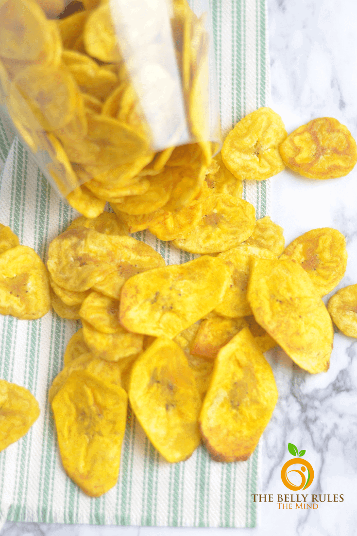 banana chips made in airfryer